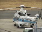 commet7575さんが、関西国際空港で撮影した海上保安庁 EC225LP Super Puma Mk2+の航空フォト(飛行機 写真・画像)