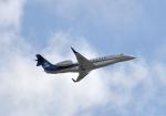 雲霧さんが、成田国際空港で撮影した  美邦航空 Mayboune Aviation ERJ-135の航空フォト(飛行機 写真・画像)