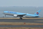 Izumixさんが、羽田空港で撮影した大韓航空 777-2B5/ERの航空フォト(飛行機 写真・画像)