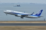 Izumixさんが、羽田空港で撮影した全日空 737-8ALの航空フォト(飛行機 写真・画像)