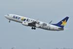 Izumixさんが、羽田空港で撮影したスカイマーク 737-86Nの航空フォト(飛行機 写真・画像)