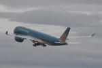 kuro2059さんが、中部国際空港で撮影したベトナム航空 A350-941XWBの航空フォト(飛行機 写真・画像)