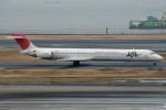 banshee02さんが、羽田空港で撮影した日本航空 MD-90-30の航空フォト(飛行機 写真・画像)