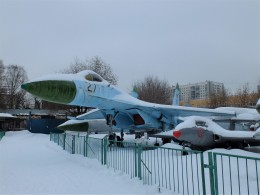 Smyth Newmanさんが、中央軍事博物館で撮影したソビエト空軍 Su-27Pの航空フォト(飛行機 写真・画像)