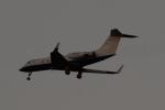 banshee02さんが、成田国際空港で撮影したDANISH JET INC TRUSTEE G-1159A Gulfstream IIIの航空フォト(飛行機 写真・画像)