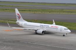 kuro2059さんが、中部国際空港で撮影した中国東方航空 737-89Pの航空フォト(飛行機 写真・画像)
