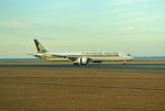 mojioさんが、中部国際空港で撮影したシンガポール航空 787-10の航空フォト(飛行機 写真・画像)