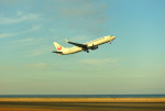 mojioさんが、中部国際空港で撮影した日本トランスオーシャン航空 737-8Q3の航空フォト(飛行機 写真・画像)