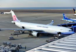 mojioさんが、中部国際空港で撮影したチャイナエアライン A330-302の航空フォト(飛行機 写真・画像)