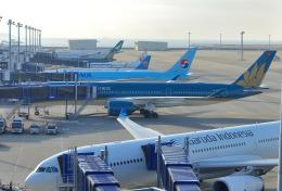 mojioさんが、中部国際空港で撮影したベトナム航空 A350-941XWBの航空フォト(飛行機 写真・画像)
