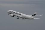 kuro2059さんが、中部国際空港で撮影したフィンエアー A350-941XWBの航空フォト(飛行機 写真・画像)