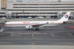 sky-spotterさんが、羽田空港で撮影した中国東方航空 A330-343Xの航空フォト(飛行機 写真・画像)