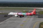 matsuさんが、クアラルンプール国際空港で撮影したエアアジア A321-251NXの航空フォト(飛行機 写真・画像)