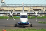K.Tさんが、調布飛行場で撮影した新中央航空 228-212の航空フォト(飛行機 写真・画像)