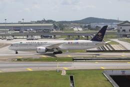matsuさんが、クアラルンプール国際空港で撮影したサウディア 787-9の航空フォト(飛行機 写真・画像)