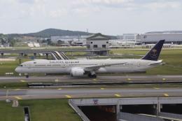 matsuさんが、クアラルンプール国際空港で撮影したサウディア 787-10の航空フォト(飛行機 写真・画像)