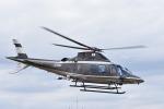 蒼い鳩さんが、東京ヘリポートで撮影した警視庁 A109S Trekkerの航空フォト(飛行機 写真・画像)