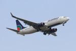 BTYUTAさんが、スワンナプーム国際空港で撮影したUS-バングラ・エアラインズ 737-8Q8の航空フォト(飛行機 写真・画像)