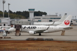 asuto_fさんが、大分空港で撮影したジェイ・エア ERJ-170-100 (ERJ-170STD)の航空フォト(飛行機 写真・画像)