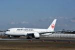 どんちんさんが、伊丹空港で撮影した日本航空 787-8 Dreamlinerの航空フォト(飛行機 写真・画像)