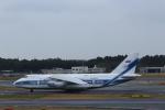 わいどあさんが、成田国際空港で撮影したヴォルガ・ドニエプル航空 An-124-100 Ruslanの航空フォト(飛行機 写真・画像)