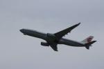 わいどあさんが、関西国際空港で撮影した中国国際航空 A330-343Xの航空フォト(飛行機 写真・画像)