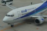飛行機初心者さんが、福岡空港で撮影したANAウイングス 737-54Kの航空フォト(飛行機 写真・画像)