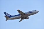 しめぎさんが、仙台空港で撮影したANAウイングス 737-54Kの航空フォト(飛行機 写真・画像)