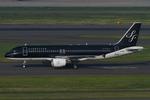 Scotchさんが、羽田空港で撮影したスターフライヤー A320-214の航空フォト(写真)