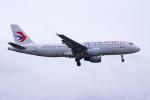 apphgさんが、静岡空港で撮影した中国東方航空 A320-214の航空フォト(飛行機 写真・画像)