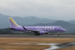 VEZEL 1500Xさんが、静岡空港で撮影したフジドリームエアラインズ ERJ-170-200 (ERJ-175STD)の航空フォト(飛行機 写真・画像)