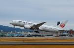 Astechnoさんが、伊丹空港で撮影した日本航空 787-8 Dreamlinerの航空フォト(飛行機 写真・画像)