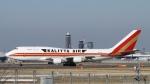 raichanさんが、成田国際空港で撮影したカリッタ エア 747-446(BCF)の航空フォト(飛行機 写真・画像)