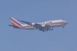 HEATHROWさんが、那覇空港で撮影したカリッタ エア 747-446(BCF)の航空フォト(飛行機 写真・画像)