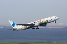 K.Tさんが、羽田空港で撮影した全日空 767-381の航空フォト(飛行機 写真・画像)