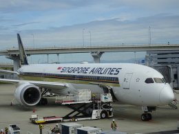 worldstar777さんが、関西国際空港で撮影したシンガポール航空 787-10の航空フォト(飛行機 写真・画像)