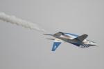 K.Tさんが、入間飛行場で撮影した航空自衛隊 T-4の航空フォト(飛行機 写真・画像)