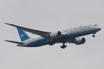 木人さんが、成田国際空港で撮影した厦門航空 787-9の航空フォト(飛行機 写真・画像)