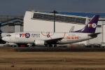 南十字星さんが、成田国際空港で撮影したYTOカーゴ・エアラインズ 737-36Q(SF)の航空フォト(飛行機 写真・画像)