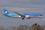 トロピカルさんが、成田国際空港で撮影したエア・タヒチ・ヌイ 787-9の航空フォト(飛行機 写真・画像)