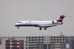 けいとパパさんが、福岡空港で撮影したアイベックスエアラインズ CL-600-2C10 Regional Jet CRJ-702ERの航空フォト(飛行機 写真・画像)