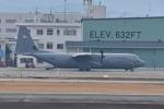 ワイエスさんが、熊本空港で撮影したアメリカ空軍 C-130J-30 Herculesの航空フォト(飛行機 写真・画像)
