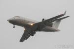 遠森一郎さんが、福岡空港で撮影したビスタジェット CL-600-2B16 Challenger 605の航空フォト(飛行機 写真・画像)
