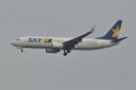 kumagorouさんが、羽田空港で撮影したスカイマーク 737-8Q8の航空フォト(飛行機 写真・画像)