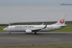kuro2059さんが、中部国際空港で撮影した日本航空 737-846の航空フォト(飛行機 写真・画像)