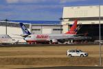 ☆ライダーさんが、成田国際空港で撮影したチェジュ航空 737-8JPの航空フォト(飛行機 写真・画像)