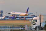 パンダさんが、成田国際空港で撮影したユナイテッド航空 777-222/ERの航空フォト(飛行機 写真・画像)