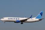 キャスバルさんが、フェニックス・スカイハーバー国際空港で撮影したユナイテッド航空 737-824の航空フォト(飛行機 写真・画像)