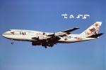 tassさんが、成田国際空港で撮影した日本航空 747-346SRの航空フォト(飛行機 写真・画像)