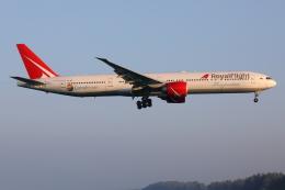 TIA spotterさんが、プーケット国際空港で撮影したロイヤル・フライト 777-31H/ERの航空フォト(飛行機 写真・画像)